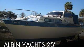 [SOLD] Used 1977 Albin Yachts Albin 25 Deluxe in Satsuma, Florida