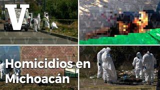 Morelia Homicidios