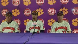 TigerNet.com - Jolly, Pinder and Jackson post Western Carolina