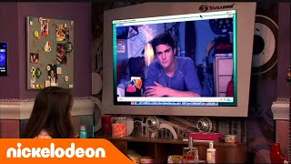 iCarly | Le chat | NICKELODEON Teen