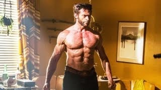 X-Men Days of Future Past: Wolverine Wakes up. 1080p HD Blu-Ray
