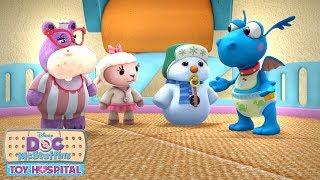 Baby Toy Dilemma! | Doc McStuffins | Disney Junior
