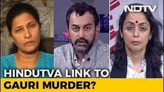 Gauri Lankesh's Murder: The Burden Of Proof