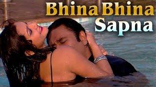 Bhina Bhina Sapna | FULL VIDEO | Romantic Song | ODHNI | Gujarati New Movie Song | 1080p