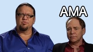 IAMA: Penn and Teller | reddit's top ten questions