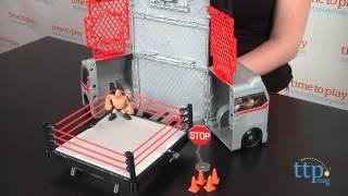WWE Rumblers Transforming Tour Bus from Mattel