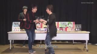 [ENG SUBS] Suzumura Kenichi introduces Aomine Daiki to Hirakawa Daisuke