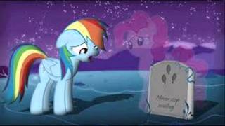 sad my little pony
