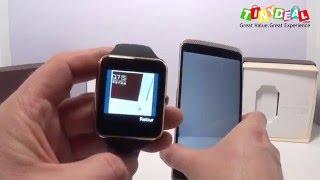 Smartwatch Q7S, un petit air de... pour TinyDeal