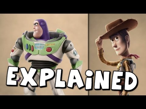 Toy Story 4 s Mysterious Posters EXPLAINED