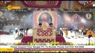 Takht Sri Patna Sahib, Gurpurb Guru Gobind Singh Ji -Katha Sant Giani Harnam Singh(Damdami Taksal)