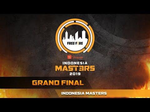 Xxx Mp4 2019 Grand Final Free Fire Shopee Indonesia Masters 3gp Sex