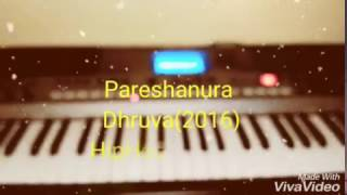 Pareshanura - keyboard || Dhruva || HiphopTamizha