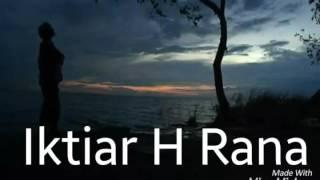 Syed Abdul Hadi-Mone Premer batti Jole with lyrics