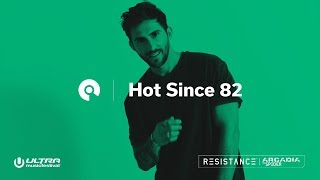 Hot Since 82 @ Ultra 2018: Resistance Arcadia Spider - Day 1 (BE-AT.TV)