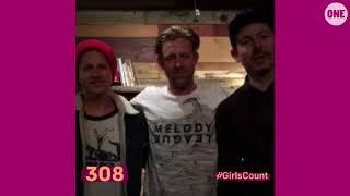 #GirlsCount | Switchfoot - 308