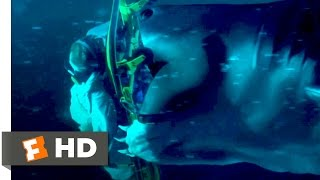 Deep Blue Sea - Breaking Into the Lab Scene (4/10) | Movieclips
