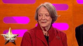 Dame Maggie Smith Has Never Seen Downton - The Graham Norton Show