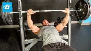 Top-To-Bottom Chest Workout   Dylan Thomas