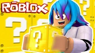 LUCKY BLOCKS NO ROBLOX !