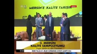 #Canlı  24.05.2017 3. Mersin Kalite Sempozyumu