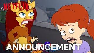Big Mouth   Season 3 Announcement   Netflix