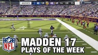 Best Madden 17 Fan Plays of the Week (4/14) | NFL