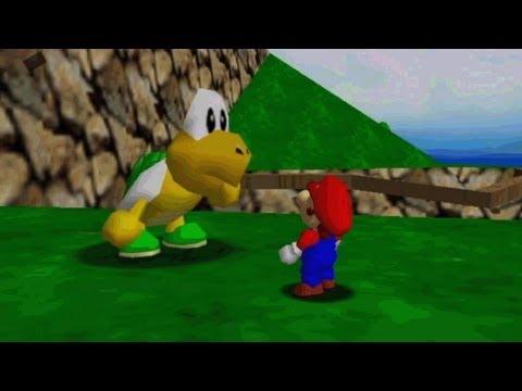 Super Mario 64 Ep. 18 The Return