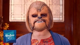 Star Wars: The Force Awakens - 'Chewbacca Mask' Official T.V. Spot