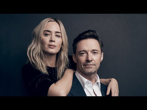 Emily Blunt & Hugh Jackman Actors on Actors Full Conversation