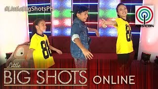 Little Big Shots Philippines Online: Eiana | Kiddie Hiphop Princess