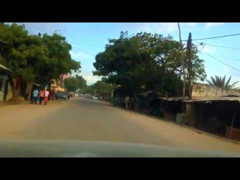 Welcome to Somalia Driving thru Kismayo