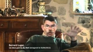 Bernard Lugan sur l'affaire Azawad et le MNLA