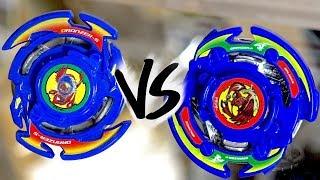 BATTLE: Dranzer F .Y.Zt VS Dranzer S .S.T - Beyblade Burst