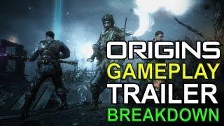 "CRAZY INFO!! ""Origins Gameplay Trailer"" Breakdown! - Bo2 Video"