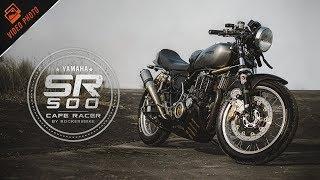 Yamaha SR500 Cafe Racer ไอ้หนุ่มสูบโตกับมาดสุดโก้เกินจะบรรยาย By Rockersbike