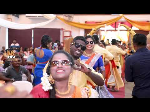 Xxx Mp4 Malaysian Indian Wedding GROOM DANCE PERFORMANCE Of Kathiresaan And Indraah By MUZIB STUDIO 3gp Sex