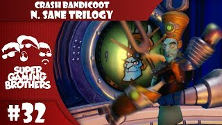 SGB Play: Crash Bandicoot N.Sane Trilogy - Part 32 | Catch You At A Bad Time?