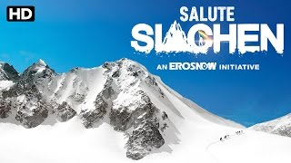 Salute Siachen | An Eros Now Original Series