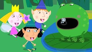 Ben and Holly's Little Kingdom | Nature Class - Frogs and Flies | 1Hour | HD Cartoons for Kids