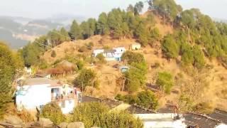 Traveling India - Rural Life in Devbhumi Uttarakhand - Way to go my village Part 1, Video - 1