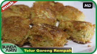 Resep Masakan Rumahan Telur Goreng Rempah Mudah Simpel Recipes Indonesia - Bunda Airini