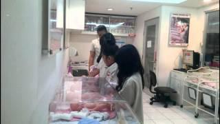 Menjadi Perawat Bayi (Nanny) di Kidzania Jakarta
