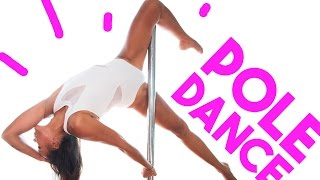 SEXY POLE DANCE 💃   Adina Rivers