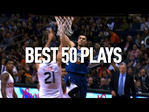 Best 50 Plays October and November:
