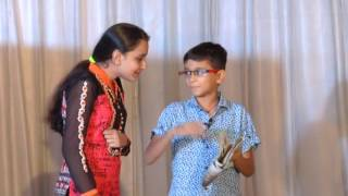 Gujarati Natak in IMA Jetpur Doctors Day-2016