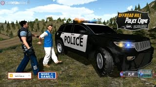 Hill Police Crime Simulator - Car Simulation Games - Videos Games for Kids Android