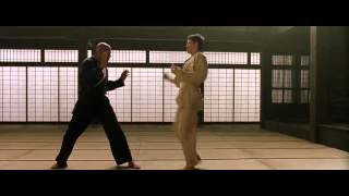 The Matrix Training Fight Scene