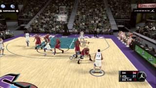 """NBA 2K11 - """"Michael's Last Dance"""" Jordan Challenge"""