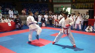 INDIA **KAI ** 55 kg Weight category final **
